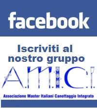 Gruppo FB AMICI master