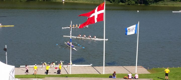 world regatta master di Copenaghen